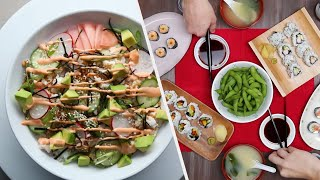 11 Easy Homemade Sushi Recipes For Date Night • Tasty by Tasty