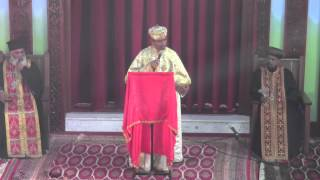 Deacon Andualem's English Sermon @ Toronto St. Mary Ethiopian Orthodox Tewahedo Church