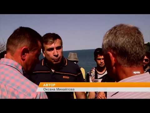 Задержание Саакашвили: политик в Польше (видео)