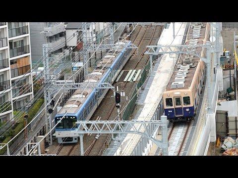 阪神電鉄、33年ごし高架開通