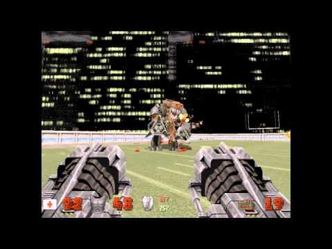 preview-Let\'s Play Duke Nukem 3D! - 026 - Shrapnel City - Stage 9: Stadium (ctye85)