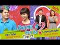 Download Video WANNA DATE - Ep. 71 | Cao.V.Tuấn - Hồng Vàng | Lương Duyên - Thanh Thảo | 15-Mar-15