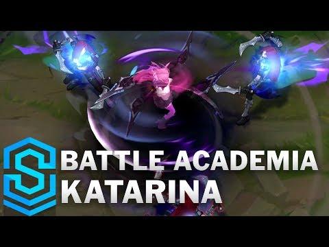 Katarina Học Viện Không Gian - Battle Academia Katarina