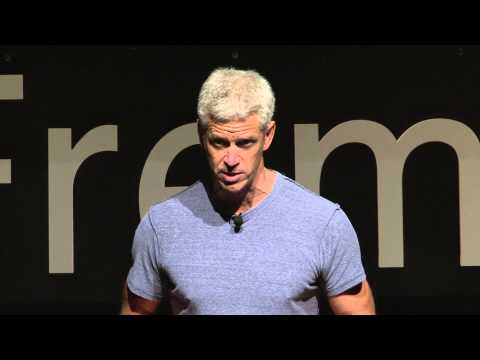 Plant-strong & healthy living: Rip Esselstyn at TEDxFremont