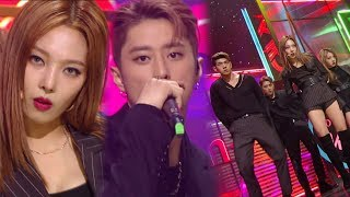 Download Lagu 《Comeback Special》 KARD(카드) - You In Me @인기가요 Inkigayo 20171126 Mp3