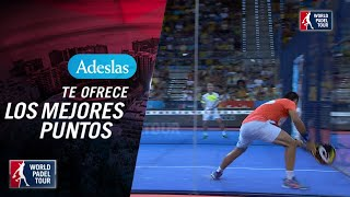 video Mejores puntos Adeslas | World Padel Tour Gran Canaria Open 2016