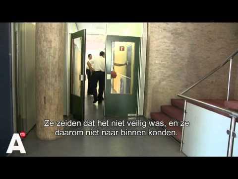 Ambulancepersoneel mocht het vluchtgebouw niet betreden voor slachtoffer