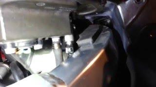 7. Aprilia Caponord ETV 1000 - Uneven Idle