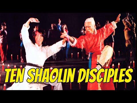 Wu Tang Collection - Ten Shaolin Disciples