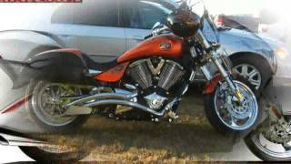 7. 2010 Victory Hammer Base -  Details Info superbike Features motorbike Engine Top Speed