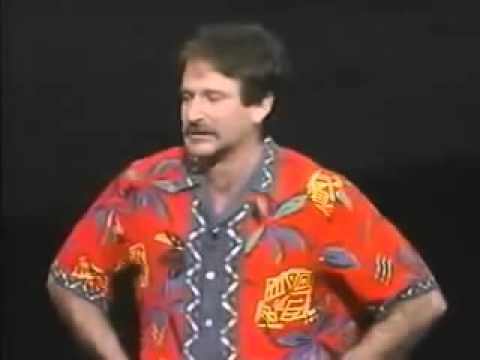 Robin Williams Stand Up ---Rare Footage---