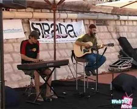Spyd3R00 - Harrison Stafford & Marcus Urani from Groundation duo in Nice, France. My personal favorite Groundation performance to date. Respect.