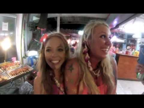 South East Asia – Full Moon Party, Go Pro, Backpacking