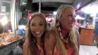 South East Asia - Full Moon Party, Go Pro, Backpacking