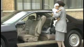 Innovative Disappearing Car Door technology