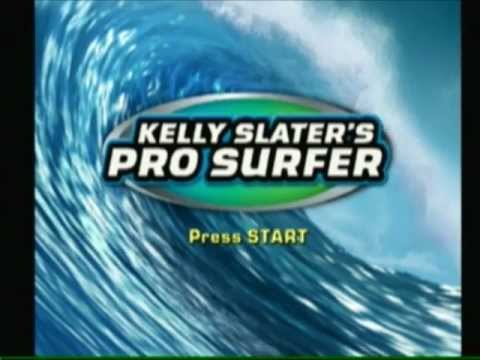 kelly slater pro surfer gamecube rom