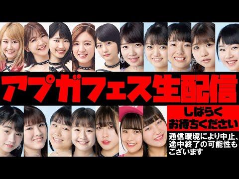 アップアップガールズ(フェス)2019緊急生配信!