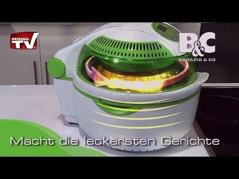 B&C direkt Turbo Heissluftofen