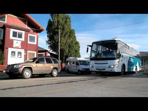 Video of Albergue & Hostal del Glaciar Libertador - HI