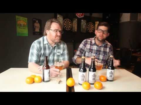 The Brewer and the Beer Geek: Ovila Abbey Saison with Mandarin Oranges and Peppercorns