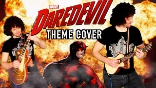Daredevil Theme - Ukulele & Guitar Rock Cover!