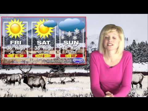 Weekend Report, December 19th, 2014