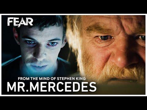 Mr. Mercedes (Official Trailer) Peacock   Fear