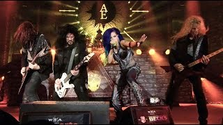 ARCH ENEMY - As The Stages Burn! (Album Trailer). Watch the captivating performance from 2016's Wacken Open Air Festival in Germany, shot on 13 cameras by me...