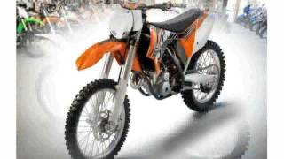 8. 2012 KTM SX 250 F - Specification and Specs