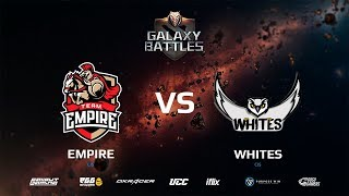 Galaxy Battle || Team Empire vs Whites || map 1 || bo3 || by @DD @Zais