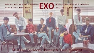 Video PART 307: Kpop Mistake & Accident [EXO] MP3, 3GP, MP4, WEBM, AVI, FLV Agustus 2019