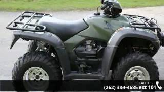 5. 2009 Honda FourTrax Foreman Rubicon  - Action Power Sport...