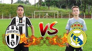 Video ALADDIN vs BOLIVIA ( Juventus vs Real Madrid ) Desafios de Futebol MP3, 3GP, MP4, WEBM, AVI, FLV Mei 2018