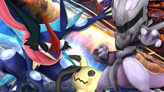 Pokémon Mods in Super Smash Bros. Wii U! ft. Aaronitmar by Munching Orange