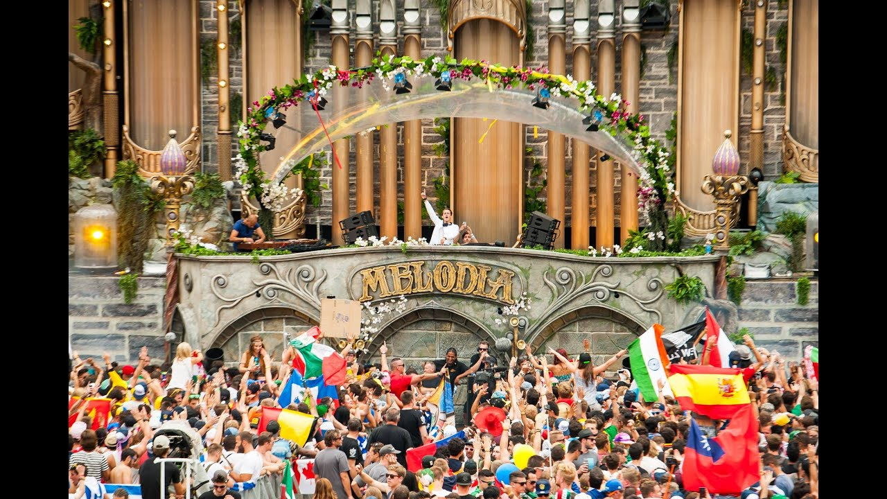 Romeo Blanco - Live @ Tomorrowland Belgium 2015