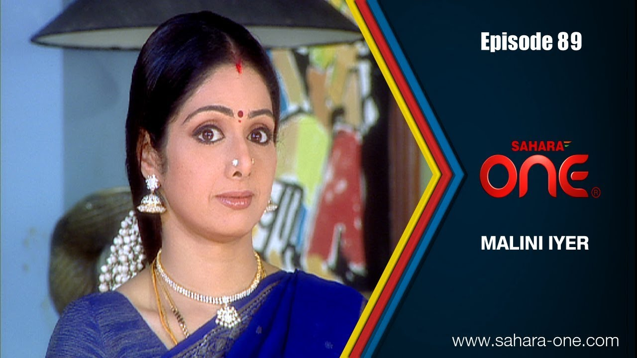 MALINI IYER || EPISODE -89|| SAHARA ONE || COMEDY HINDI TV SHOW||
