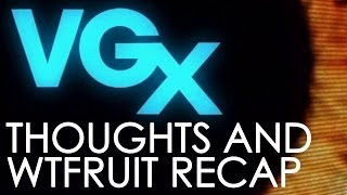 VGX: Not the Same Telltale, Games a'Plenty