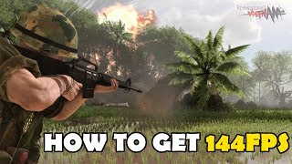 Quick video of how you can unlock the default max frame rate of 62fps in Rising Storm 2: Vietnam. Us the ROEngine.ini file and open with Notepad. Just change the maxsmoothnessfps and bsmoothness as indicated in the video.Don't forget to like and subscribe!Twitter: https://twitter.com/PFCBarefoot