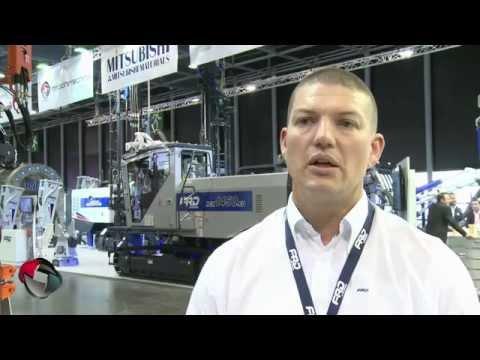 Intermat – WEB TV Eurofor : Interview  de François Nell –  FRD Furukawa