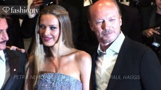 Petra Nemcova, Sean Penn And Giorgio Armani On The Cannes 2012 Red Carpet | FashionTV