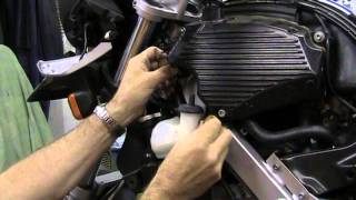10. BMW F650 GS Oil Change DIY