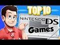 Top 10 Nintendo DS Games - AntDude92