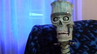 This is Monster Skull Joke of The Week # 25  FOR THE WEEK OF 5 -8 -17
