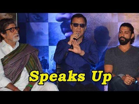 Vidhu Vinod Chopra Speaks Up On Oscar Buzz Around