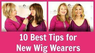 Video 10 Best Tips for New Wig Wearers MP3, 3GP, MP4, WEBM, AVI, FLV Juli 2019