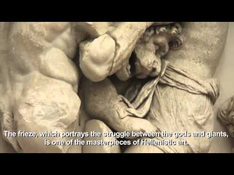 Pergamonmuseum der Staatlichen Museen zu Berlin (Pergamon Museum, Museum Island Berlin)