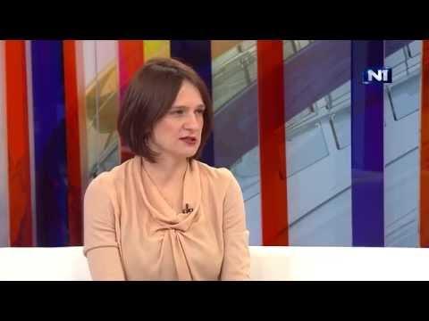 Весна Марјановић у емисији Нови дан на ТВ Н1 (6.1.2015)
