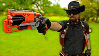 Showcasing Alexander's Nerf Gunslinger Loadout. https://www.instagram.com/alcleather https://www.etsy.com/shop/ArtisanLeatherCrafts https://www.facebook.com/ALCleather Patreon: https://www.patreon.com/maketestbattle Facebook: https://www.facebook.com/MakeTestBattle MTB Shirt: https://teespring.com/make-test-battle #NerfMelbourne Nerf Wars Humans vs Zombies Melbourne Melbourne League of Foam Make Test Battle Cameras: Canon 600D Audio: Takstar SG-698 Outro music: Best remix of a cover ever. https://soundcloud.com/the-swing-bot/musik-for-the-kitchen-killing