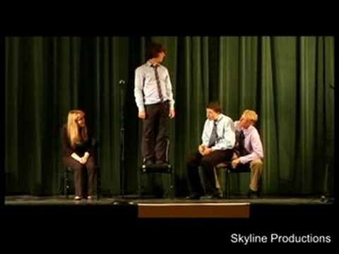 The Graduates - Teen Improv Comedy Fest 2008 (Part 3 of 3)