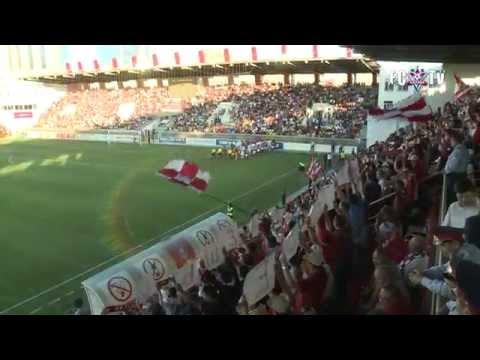 Обзор матча Лиги чемпионов 'Актобе' - 'Стяуа'